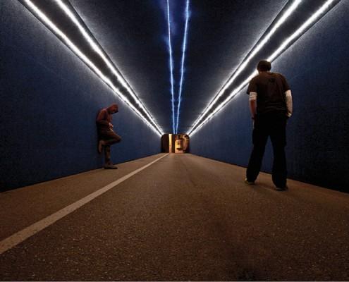 Schallschleuse