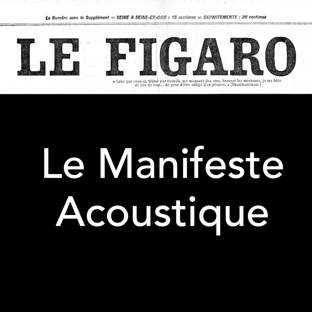 Das Akustische Manifest