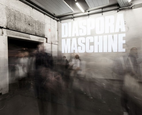 Diaspora-Maschine