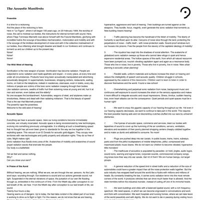 The-Acoustic-Manifesto